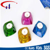最もよい販売法の正方形の形のTealightのガラス蝋燭ホールダー(CHZ8036)