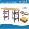 Promotional Trade Show Booth Table Advertising Spiral Tower (LT-07B2)