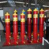 Cilindro hidráulico telescópico para o caminhão de Tipper no fornecedor de China