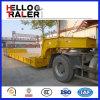 Gooseneck van China de Hydraulische Afneembare Lage Semi Aanhangwagen van het Bed