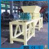 Usine de défibreur pour déchets de plastique/du bois/en caoutchouc/solides/pneu avec le certificat de GV