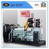 Hete AC van de Verkoop Enige Diesel die van het Type van Fase 8kw Kleine Met water gekoelde Gesloten Generator door Perkins Engine wordt aangedreven