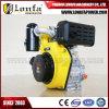 Motor diesel de D186fa 10HP 4-Stroke con Ce