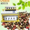 De nieuwe Machine van de Separator van de Peper van de Machine van Processsing van het Voedsel van het Ontwerp RGB
