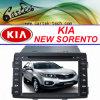 Sorento KIA (CT2D-SKIA4)の特別な車のDVDプレイヤー
