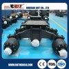 Агрегат управления рулем рамы опорных катков с упругими тележками Axle трейлера 2 тележки