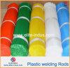 Geomembrane utilizó la soldadura plástica Roces del PVC del ABS del PE de los PP