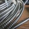 Conducto flexible doble del acero inoxidable del dispositivo de seguridad
