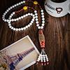 女性の方法宝石類DIY ManualjewelryのためのPoromaの元の合金の吊り下げ式のネックレス