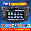 7 '' HD в DVD-плеер GPS автомобиля для Тойота RAV4 (VTR7062)