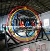Кольцо космоса оборудования 3D занятности парка потехи
