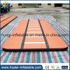 Fabrik kundenspezifische bunte aufblasbare Luft-Spur, aufblasbarer Luft-Spur-Gymnastik-Verkauf