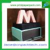 Boîte-cadeau différente de papier de forme estampée par coutume