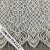 Tessuto di nylon del merletto del cotone europeo ed americano di stile