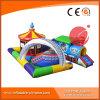 子供のおもちゃT6-301のための膨脹可能なMickeyの楽園の城