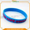 Wristband poco costoso del silicone di nuovo modo