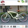 2017 Batería de Litio Bicicleta Eléctrica En15194 Aprobado E Bicicleta Playa Cruiser