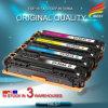 Kompatible Farben-Toner-Kassette für HP CF380X CF380A CF381A CF382A CF383A