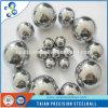 Bola de acero inoxidable de fábrica con calidad superior