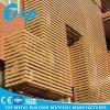 壁の取り付け穴の木の高い換気の建築材料の装飾的なパネル