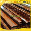 De houten Korrel Uitgedreven Profielen van de Uitdrijving van het Aluminium voor Vensters