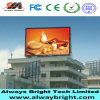 El panel de visualización al aire libre de LED de Abt P10 SMD para hacer publicidad