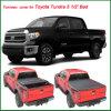 100% abgeglichener faltender Bett-Deckel für Toyota-Tundra 5 ' maximales Bett der Mannschafts-1 2