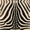 De elegante Stof Van uitstekende kwaliteit van het Af:drukken van de Perzik van de Wol van de Polyester van 100% (xf-033)