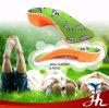子供の平らなフィートのための新しい印刷デザインエヴァの履物の柔らかい子供のOrthotic靴の中敷