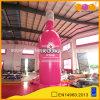 Модель бутылки Aoqi розовая раздувная для сбывания рекламы (AQ54215)