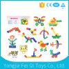Los ladrillos de interior Zona de juegos juguete niño juguete bloques de plástico (FQ-6015)