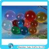 El surtidor de China modificó 20 bolas plásticas sólidas de acrílico coloreadas del diámetro para requisitos particulares de To100mm varias, contacto que brillaba intensamente haciendo juegos malabares la bola de acrílico