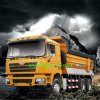 Capienza di caricamento dell'autocarro con cassone ribaltabile del continente