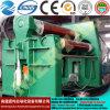 Machine de roulement hydraulique de plaque de rouleau de la commande numérique par ordinateur quatre de promotion