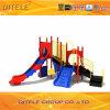 Bunte Kind-Plastikspielplatz-Gerät