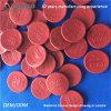 Protezioni di estremità calde di colore rosso di vendita EPDM