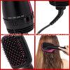 Горячее Sellling 2 в 1 фене для волос шага собрания одного Styler волос ПРОФЕССИОНАЛЬНОМ и фене для волос Styler с щеткой раскручивателя
