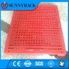 찬 창고를 위한 1200년 x 1000 유로 크기 HDPE 플라스틱 깔판