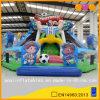 La città gonfiabile di divertimento di gioco del calcio fatta in Cina gioca il fornitore (AQ01629)