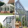 Sunroom en aluminium pour l'hôtel de résidence de villa de jardin (arrêt temporaire complet)