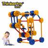 La tierra de Thinkertoy bloquea a corsario educativo del parque de atracciones de la serie del parque del juguete (P6203)