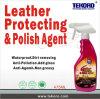 Proteção de couro & agente polonês