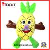 Brinquedos enchidos Pipeapple encantadores amarelos do animal de estimação do luxuoso
