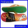 Sandalia popular de la planta del pie del PE de la impresión del balompié de Angola