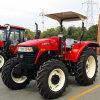 De Chinese Tractor van het Landbouwbedrijf van het Ontwerp van 100 PK 4WD Nieuwe