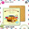 Venta caliente bebida café Pad Estera de lugar Bar Mat