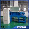 Desfibradora doble de madera del eje/precio de madera de la máquina de la desfibradora de la paleta/de la máquina de la desfibradora