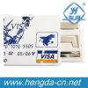 Выбор замка крюка Pickset кредитной карточки Жамес Бонд визы высокого качества установил (YH9813)