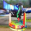 La piattaforma elettrica 360 gradi gira il macchinario pesante della piattaforma che guida i simulatori