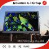 Exhibición de LED al aire libre a todo color de la alta calidad P8
